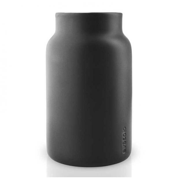 Органайзер для ванны Eva Solo Ceramic Jar 13.5см Matt Black