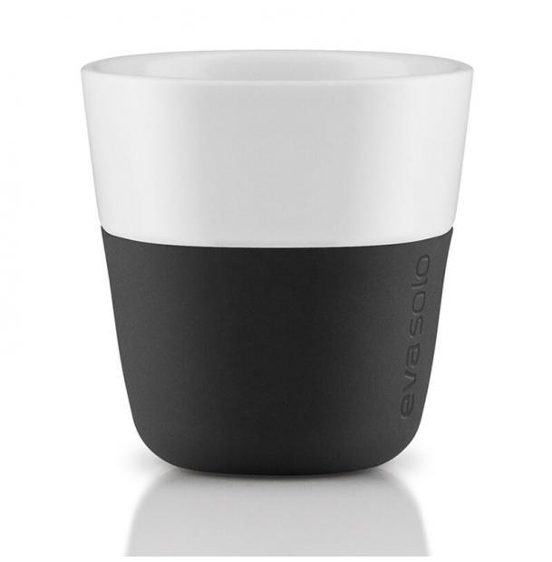 Набор из 2 чашек Eva Solo Espresso Tumbler Carbon Black
