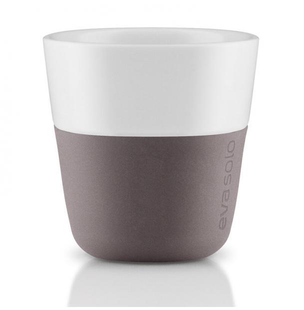 Набор из 2 чашек Eva Solo Espresso Tumbler Elephant Grey