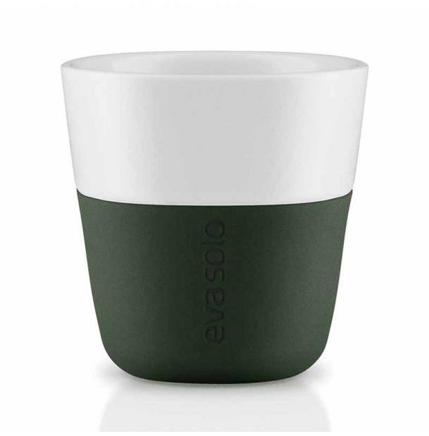 Набор из 2 чашек Eva Solo Espresso Tumbler Forest Green