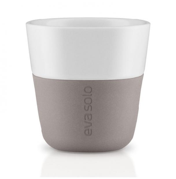 Набор из 2 чашек Eva Solo Espresso Tumbler Purple Grey