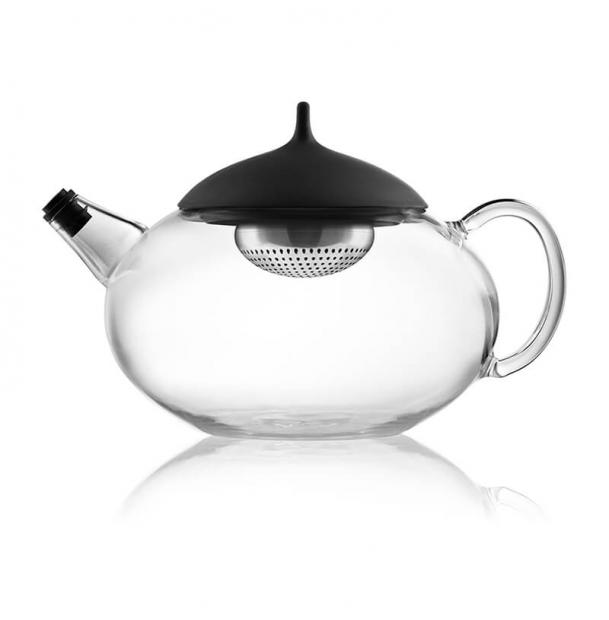 Чайник заварочный Eva Solo Glass Tea Pot 1L Black