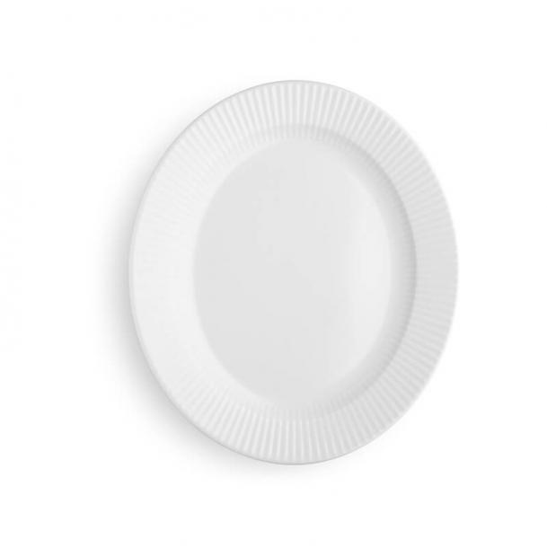 Тарелка овальная Eva Solo Legio Nova 31cm White