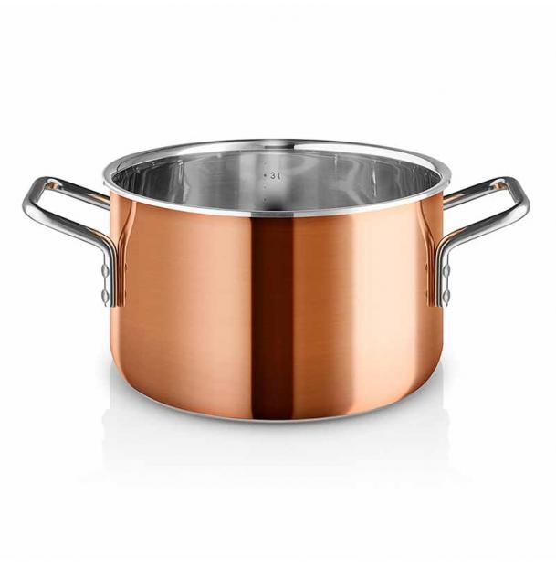 Кастрюля Eva Solo Pot 3.9L Copper
