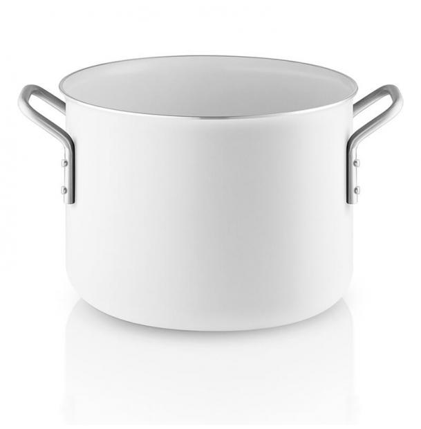 Кастрюля Eva Solo Pot 4.8L White Line
