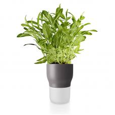 Горшок для растений Eva Solo Self-Watering Flowerpot D11 Nordic Grey
