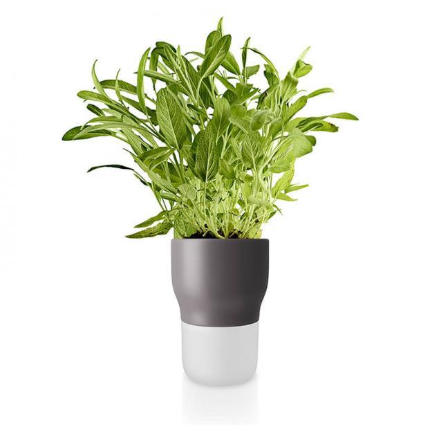Горшок для растений Eva Solo Self-Watering Flowerpot D11 Nordic Grey