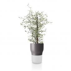 Горшок для растений Eva Solo Self-Watering Flowerpot D13 Nordic Grey