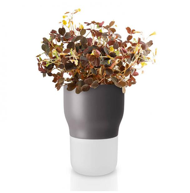 Горшок для растений Eva Solo Self-Watering Flowerpot D9 Nordic Grey