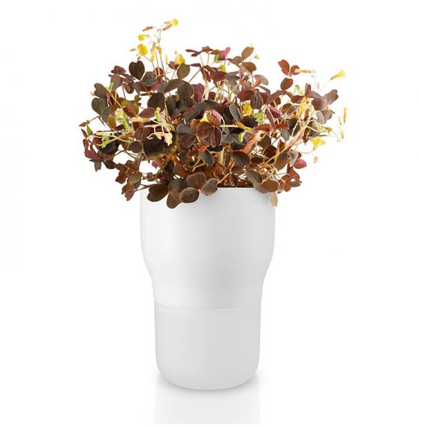 Горшок для растений Eva Solo Self-Watering Flowerpot D9 White