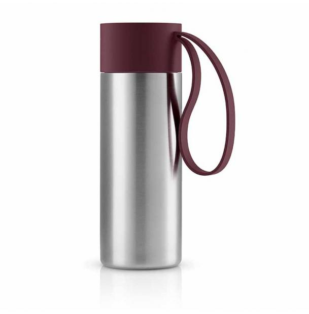 Термос Eva Solo To Go Cup 0.35L Dark Burgundy