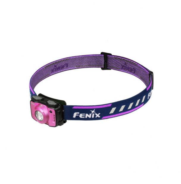 Налобный фонарь Fenix HL12R Purple
