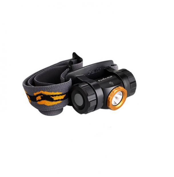 Налобный фонарь Fenix HL25XP-G2 Yellow