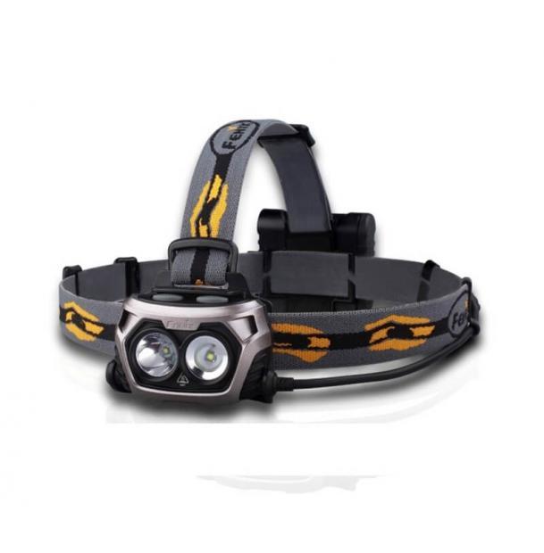 Налобный фонарь Fenix HP25 Grey