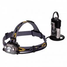 Налобный фонарь Fenix HP30R Grey
