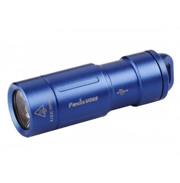 Фонарь Fenix UC02 Blue