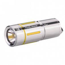 Фонарь Fenix UC02 Stainless Steel Gold