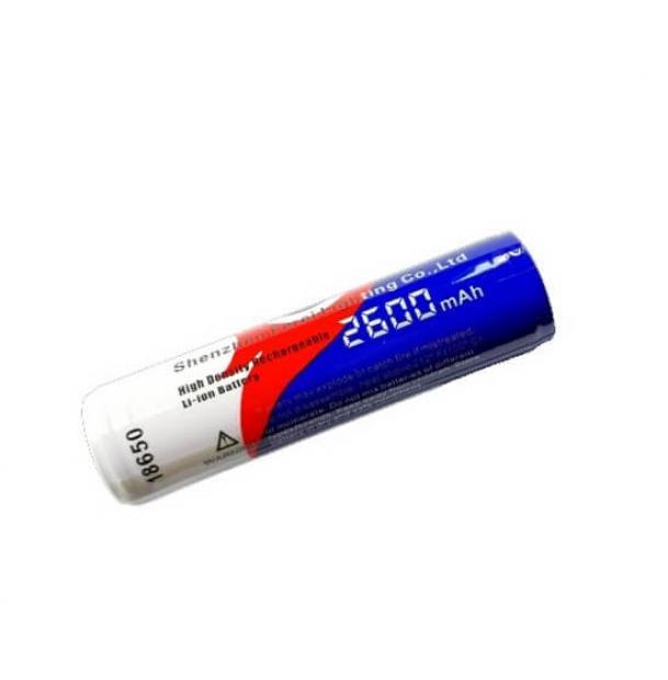 Аккумулятор Ferei 18650 2600mAh без защиты