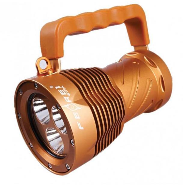 Фонарь Ferei W170A теплый свет