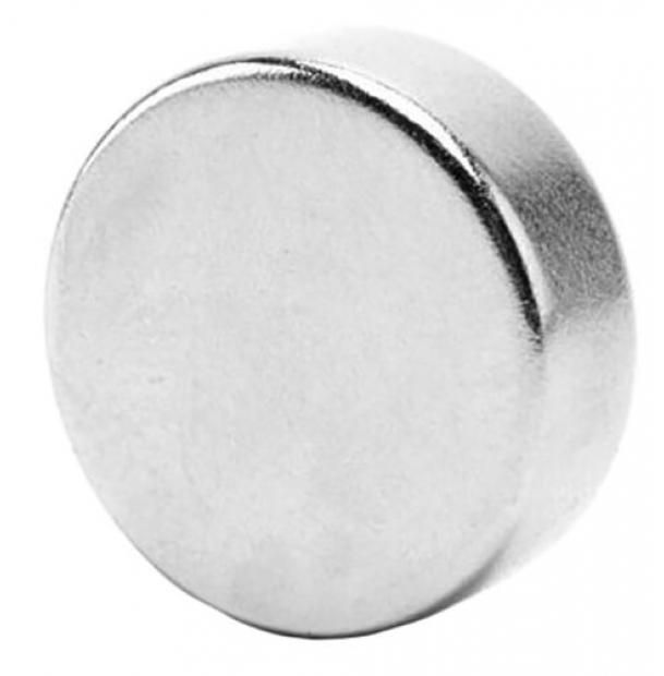 Магнит неодимовый круглый для точилок Ganzo 20x5 NMD20-5