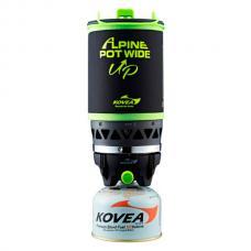 Газовая горелка Kovea Alpine Pot Wide 1,5л