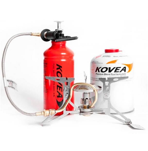 Горелка мультитопливная Kovea Dual Max Stove