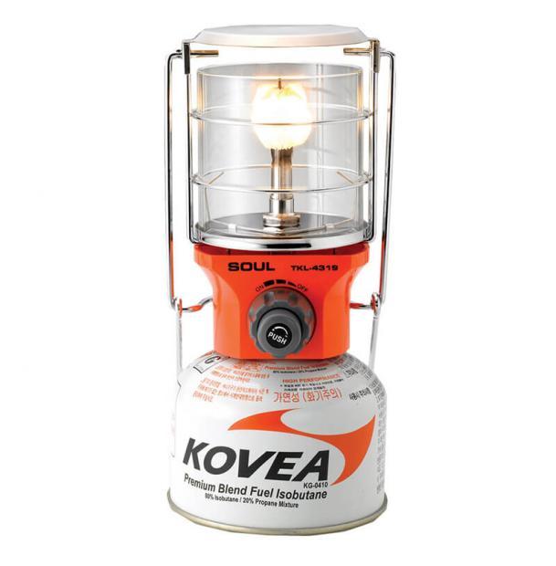 Газовая лампа Kovea Soul Gas Lantern