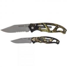 Нож Gerber Paraframe Combo,Mossy Oak