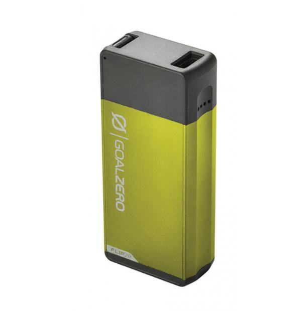 Внешний аккумулятор Goal Zero Flip 20 Recharger Green
