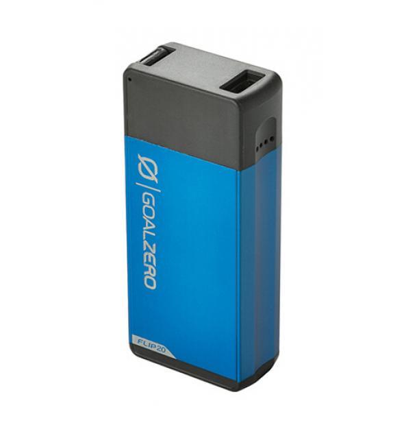 Внешний аккумулятор Goal Zero Flip 20 Recharger Photo Blue