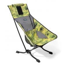 Стул складной туристический Helinox Beach Chair Palm Leaves