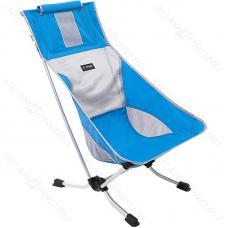 Стул складной туристический Helinox Beach Chair Swedish Blue