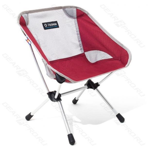 Стул складной туристический Helinox Chair One Mini Rhubard