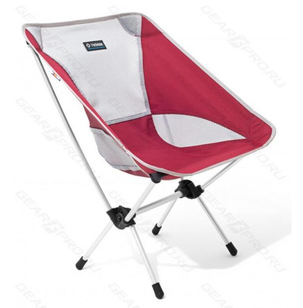 Стул складной туристический Helinox Chair One Rhubarb
