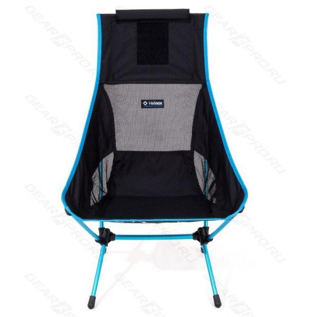 Стул складной туристический Helinox Chair Two Black 1053881-b