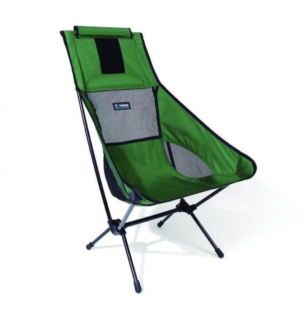 Стул складной туристический Helinox Chair Two Green 1053881-g