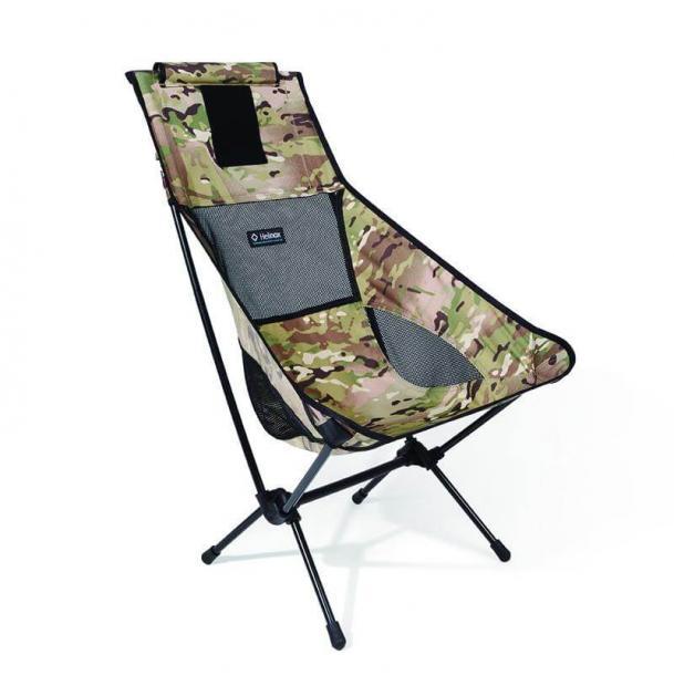 Стул складной туристический Helinox Chair Two Multicam 1053881-m