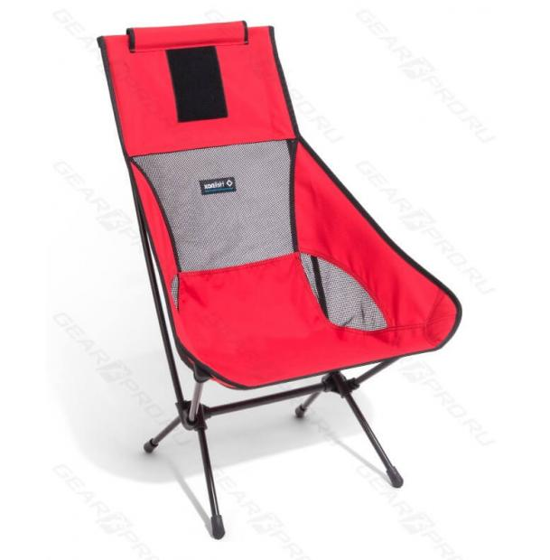 Стул складной туристический Helinox Chair Two Red