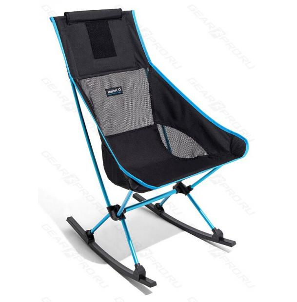 Стул складной туристический Helinox Chair Two Rocker Black