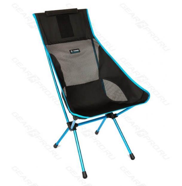 Стул складной туристический Helinox Sunset Chair Black 1043252-b
