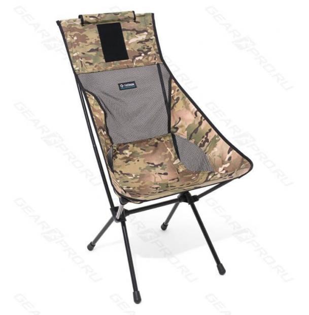Стул складной туристический Helinox Sunset Chair Multicam