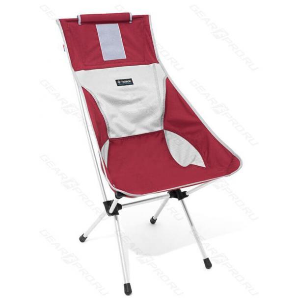 Стул складной туристический Helinox Sunset Chair Rhubarb