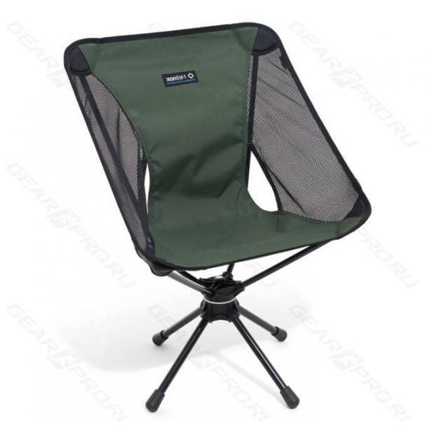 Стул складной туристический Helinox Swivel Chair Green