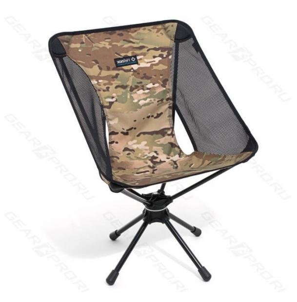 Стул складной туристический Helinox Swivel Chair Multicam 1043253-m