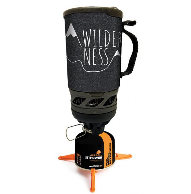Газовая Горелка Jetboil FLASH Cooking System Wilderness