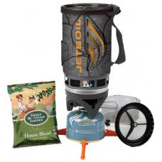 Газовая Горелка Jetboil FLASH Java Kit End Grain