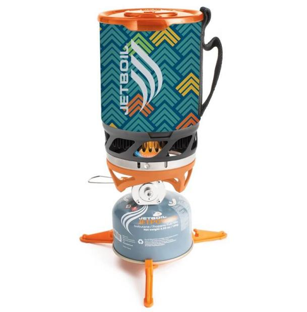 Газовая Горелка Jetboil MicroMo Scales Cooking System