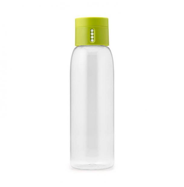 Пластиковая бутылка Joseph Joseph 0.6L Dot Green