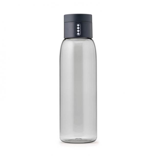 Пластиковая бутылка Joseph Joseph 0.6L Dot Grey