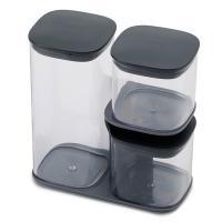 Набор контейнеров для хранения продуктов Joseph Joseph Podium 3